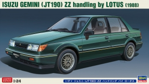 1/24 いすゞ ジェミニ (JT190) ZZ ハンドリング バイ ロータス