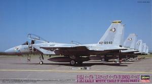 """プラモデルキット [F-15J イーグル """"ミスティック イーグル IV 204SQ パート1""""]"""